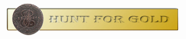 Hunt for Gold logo